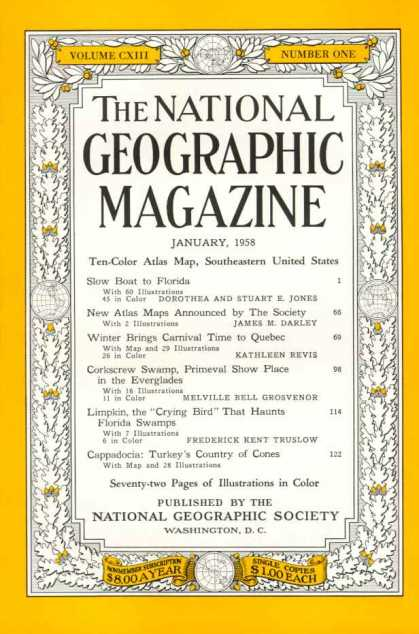 National Geographic 743