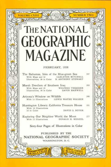 National Geographic 744