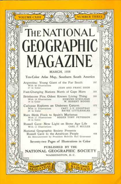 National Geographic 745