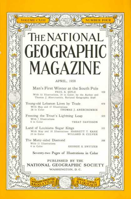 National Geographic 746