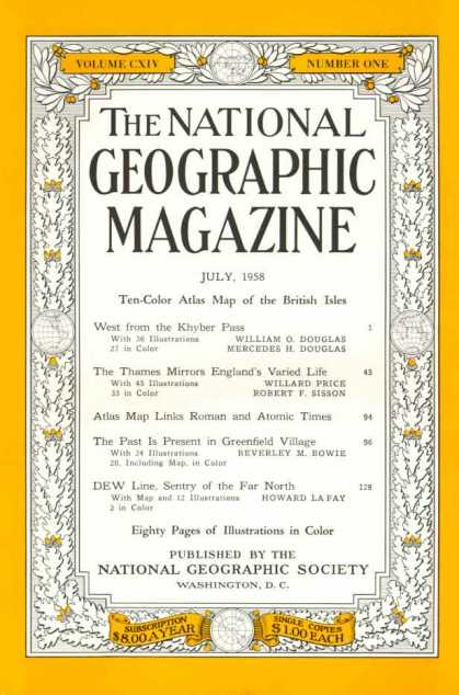 National Geographic 749
