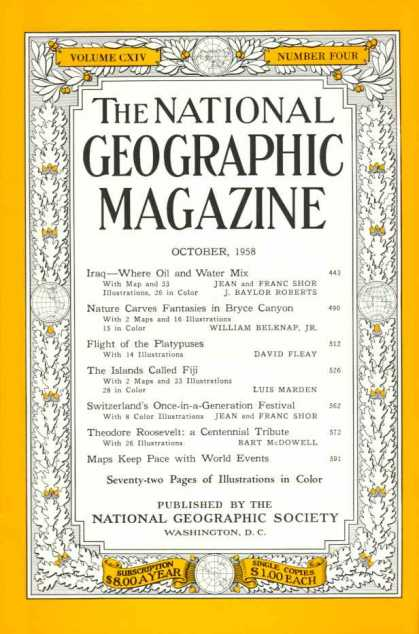National Geographic 752