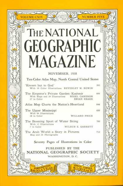 National Geographic 753