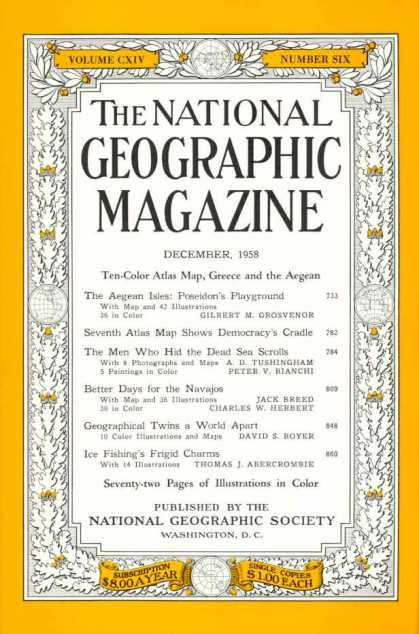 National Geographic 754