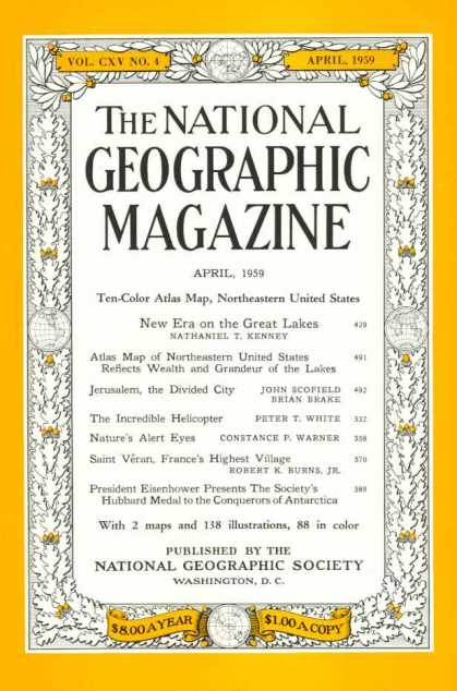 National Geographic 758