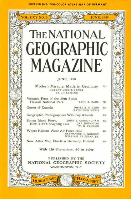 National Geographic 760