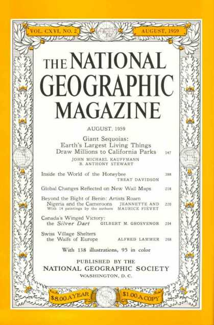 National Geographic 762
