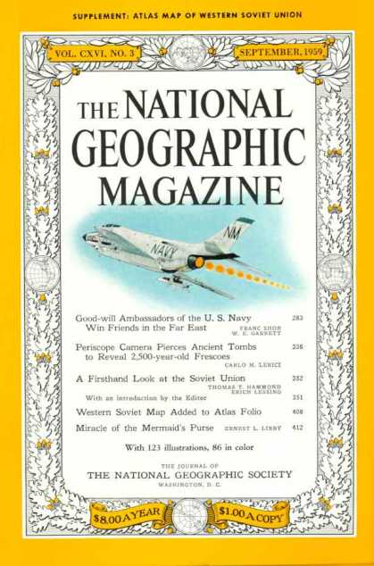 National Geographic 763