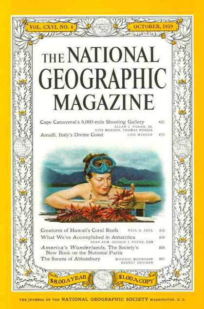 National Geographic 764