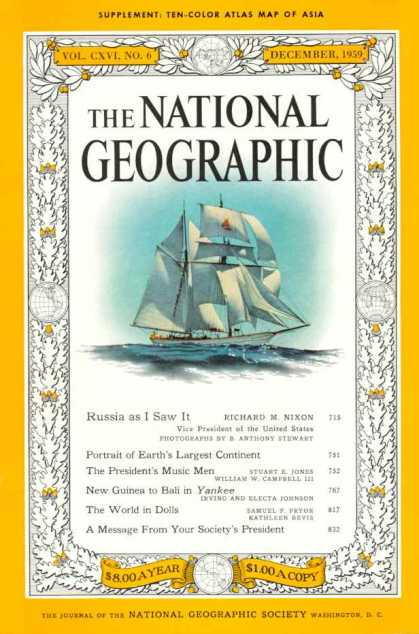 National Geographic 766