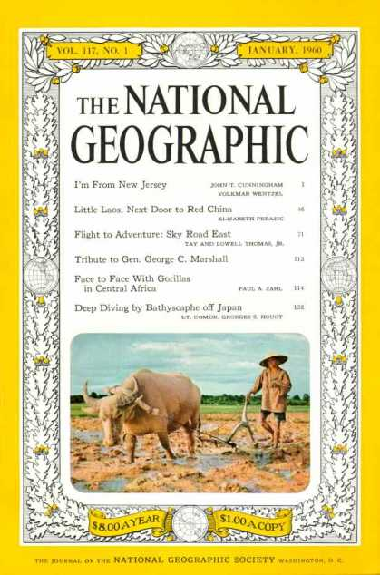 National Geographic 767