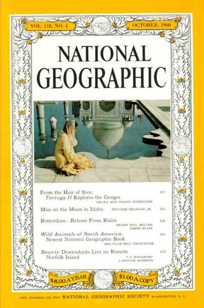 National Geographic 776