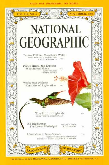 National Geographic 777