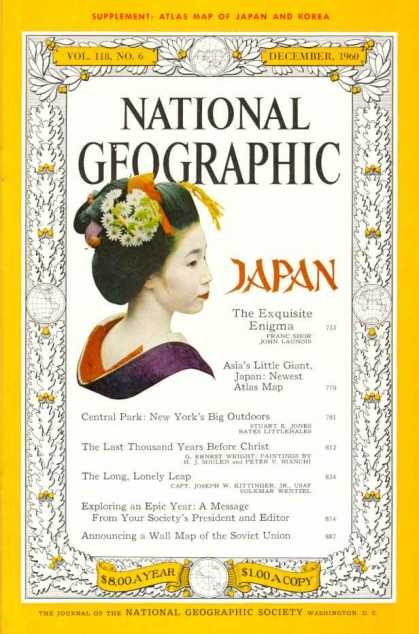 National Geographic 778