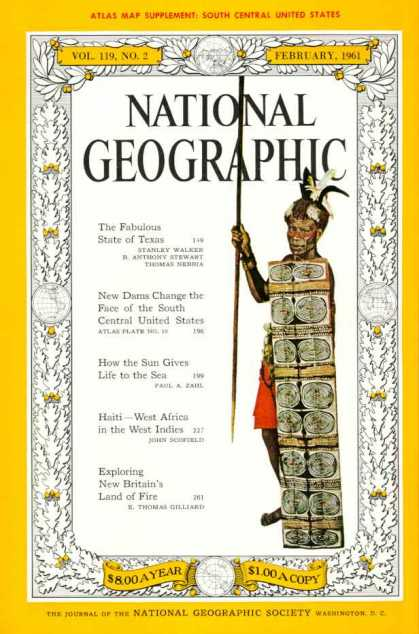 National Geographic 780