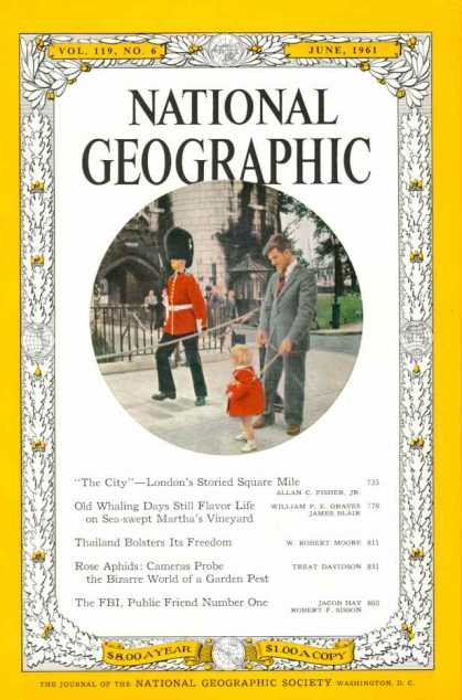 National Geographic 784