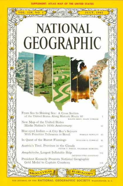 National Geographic 785