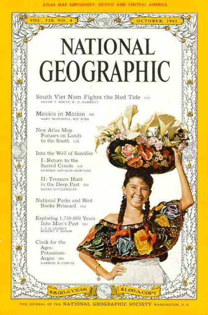 National Geographic 788