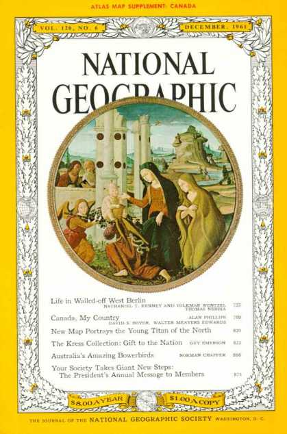 National Geographic 790