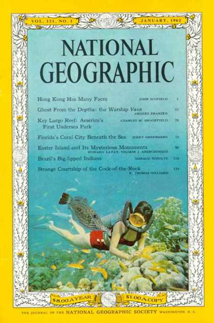 National Geographic 791