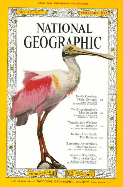 National Geographic 792