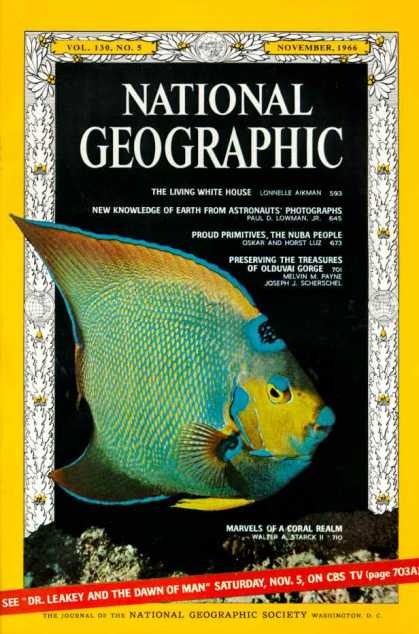 National Geographic 850