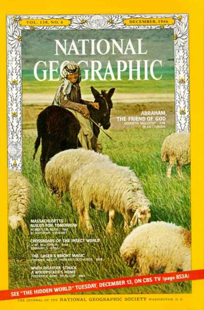 National Geographic 851