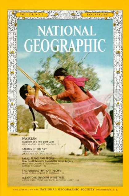 National Geographic 852