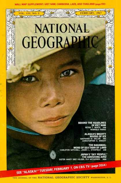 National Geographic 853