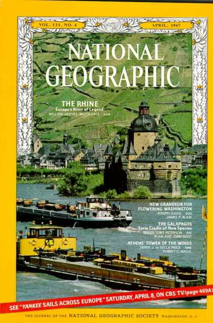 National Geographic 855