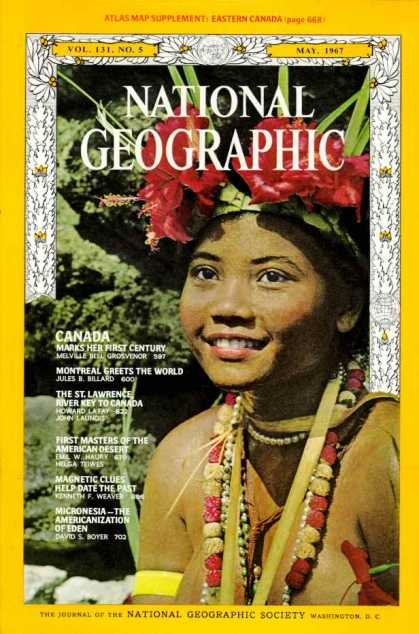 National Geographic 856