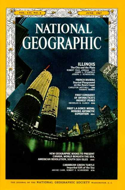 National Geographic 857