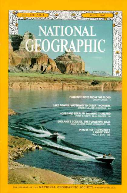 National Geographic 858