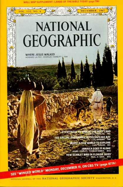 National Geographic 863