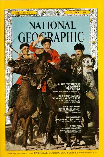 National Geographic 864