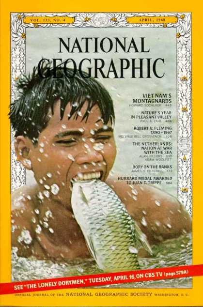 National Geographic 867