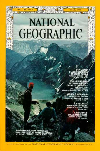 National Geographic 868