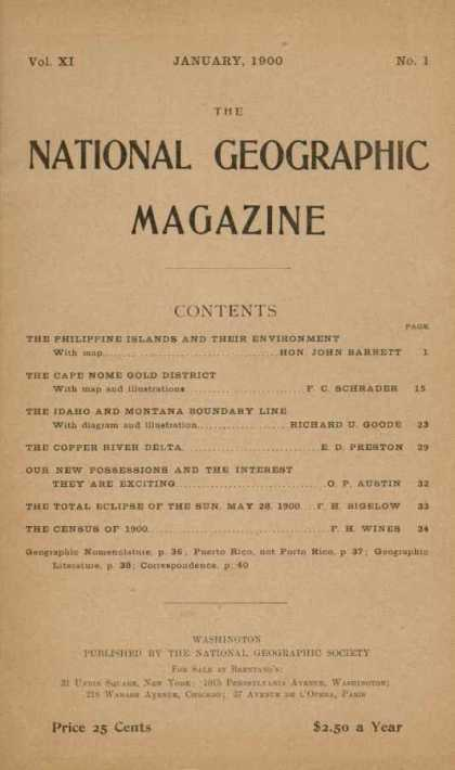 National Geographic 87