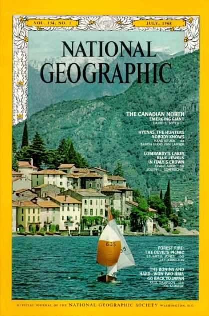 National Geographic 870