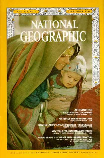 National Geographic 872