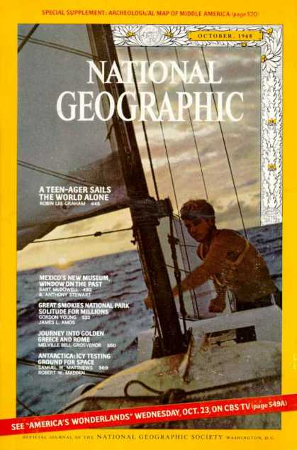 National Geographic 873