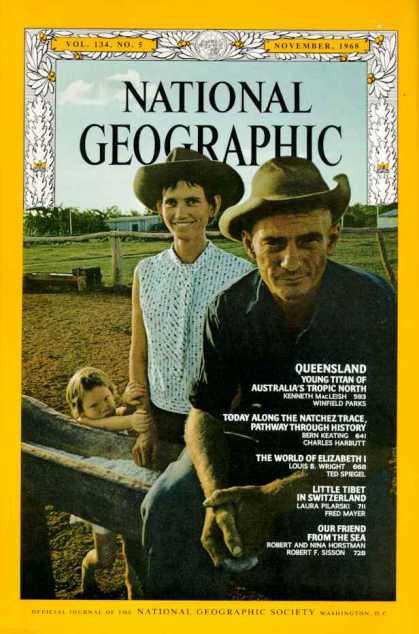 National Geographic 874