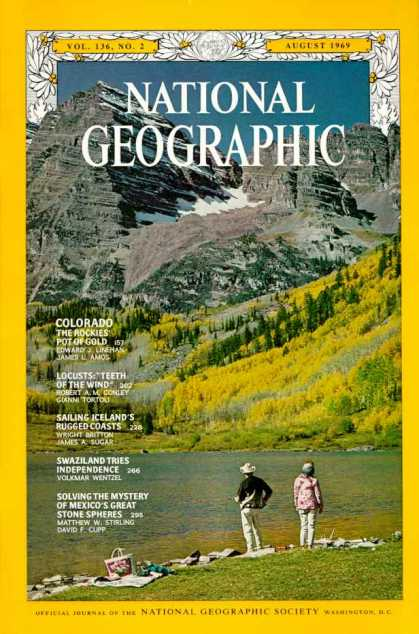 National Geographic 883