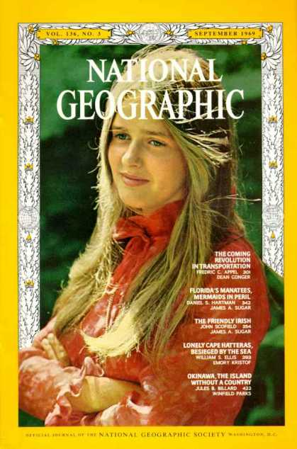 National Geographic 884