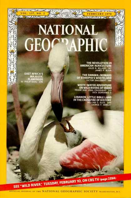 National Geographic 889