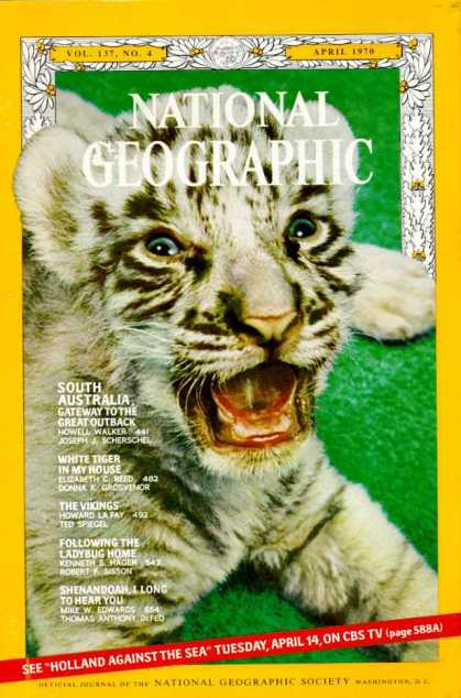 National Geographic 891