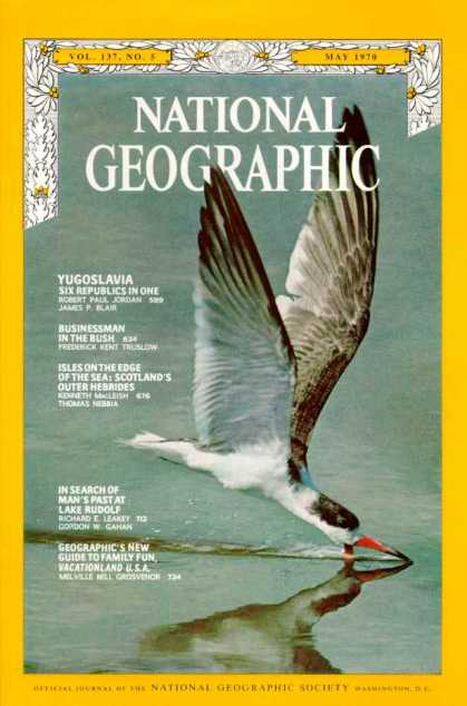 National Geographic 892