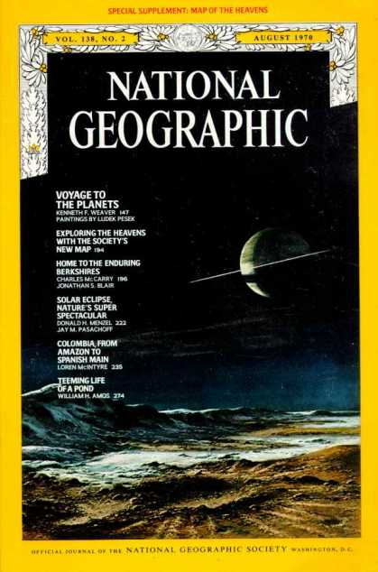 National Geographic 895