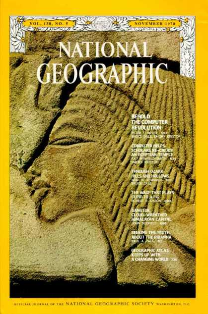National Geographic 898