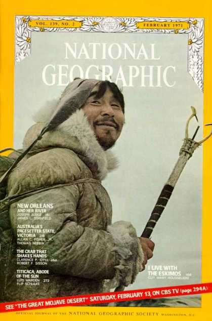 National Geographic 901